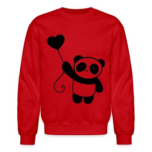 Panda Crew Neck Sweatshirt - Crewneck Sweatshirt