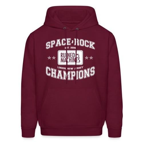 Space Rock Champs Hoodie (multiple colors) - Men's Hoodie