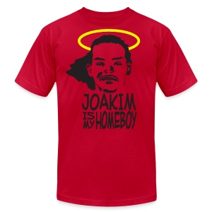 Joakim is my Homeboy - Men's T-Shirt by American Apparel