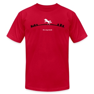 M-x org-mode ;; AApparel red - Men's T-Shirt by American Apparel
