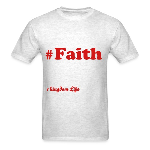 he disciples trending topic of life #Faith - Men's T-Shirt
