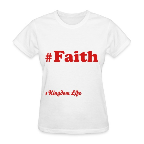 The disciples trending topic of life #Faith - Women's T-Shirt