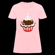 T-Shirts ~ Women's T-Shirt ~ Cupcake