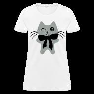 Women's T-Shirts ~ Women's T-Shirt ~ Kittie
