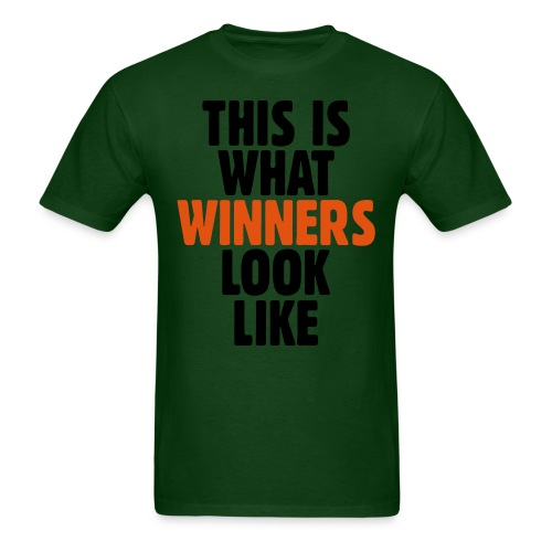 Men's Athletic Winners Shirt - Men's T-Shirt