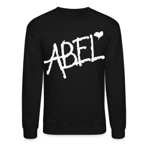 ABEL Love - The Weeknd Crewneck - Crewneck Sweatshirt