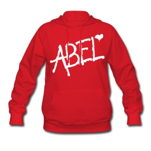 ABEL Love - The Weeknd Womens Hoody - Women's Hoodie