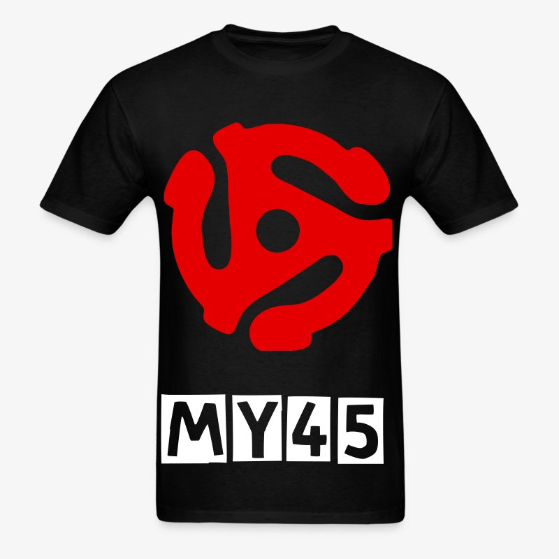 MY 45 RED - Men's T-Shirt
