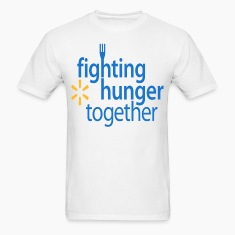 Fighting hunger tee.