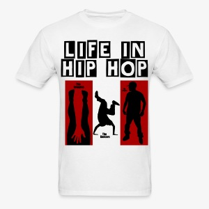 LIFE IN HIPHOP - Men's T-Shirt