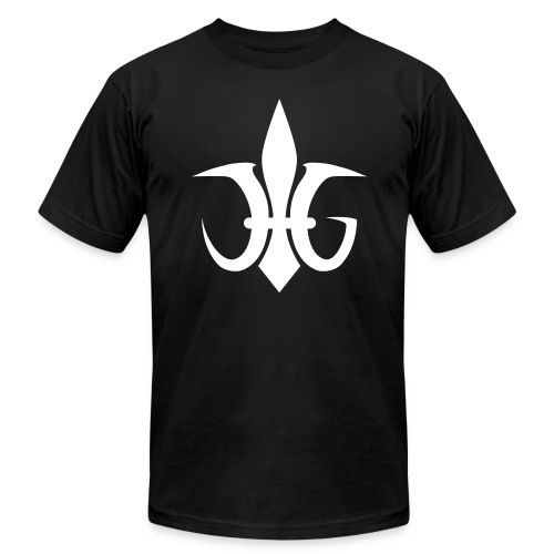 Fleur de JG - Mens - Men's Fine Jersey T-Shirt
