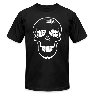 Skull - Mens - Men's T-Shirt by American Apparel
