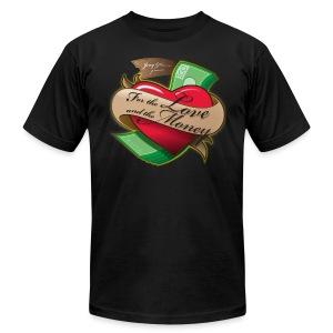 Love & Money - Mens - Men's Fine Jersey T-Shirt