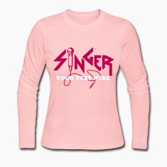 singer Long Sleeve Shirts