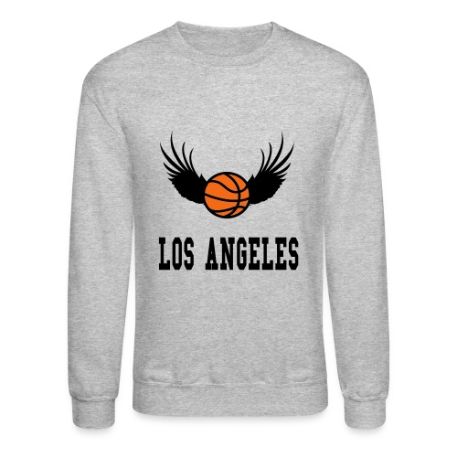 los angeles - Crewneck Sweatshirt