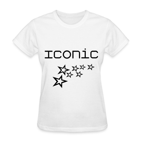 Iconic. What is it? - Women's T-Shirt