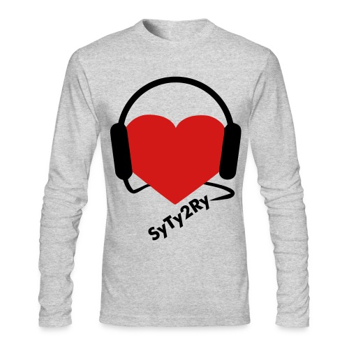 SyTy2Ry - Men's Long Sleeve T-Shirt by Next Level