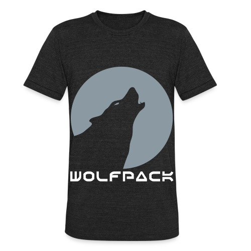 Wolf Pack - Unisex Tri-Blend T-Shirt