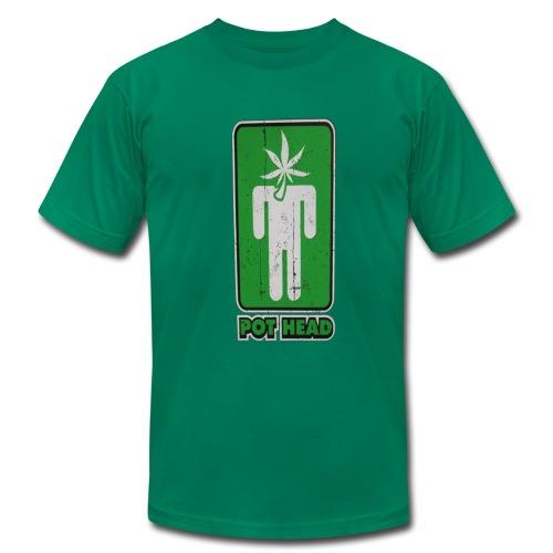 Official Stoner/PotHead TShirt - Men's Fine Jersey T-Shirt