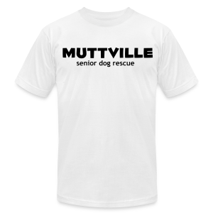 Men's Muttville Any Color tee - Men's T-Shirt by American Apparel