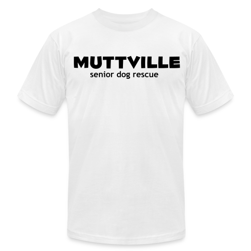 Men's Muttville Any Color tee - Men's  Jersey T-Shirt