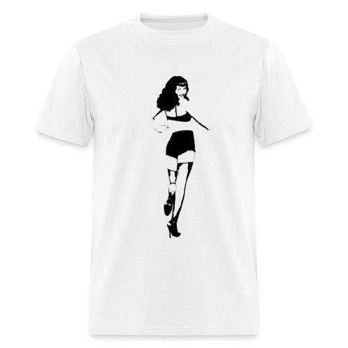Bettie Page - Men's T-Shirt