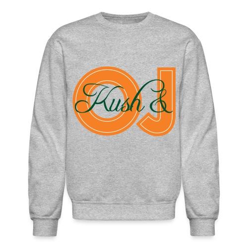 $tonerCo. Kush & OJ Crew - Crewneck Sweatshirt