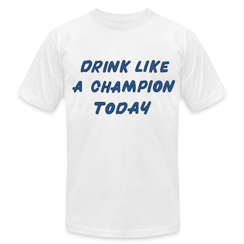 - Men's Fine Jersey T-Shirt