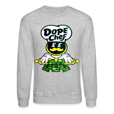 DOPE CHEF Long Sleeve Shirts