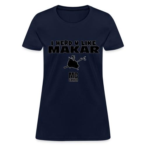 Women's Makar - Women's T-Shirt