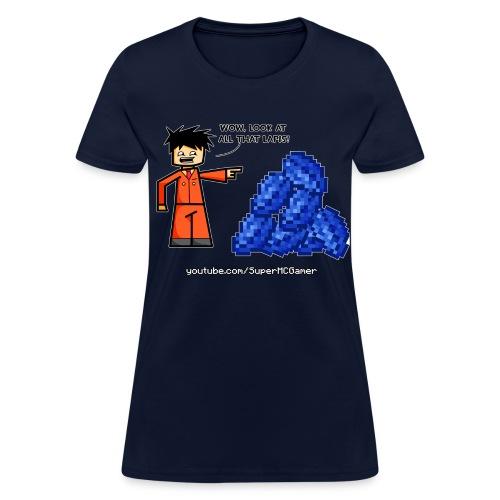 Women's Lapis - Women's T-Shirt