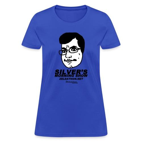 Women's Silver Gusta - Women's T-Shirt