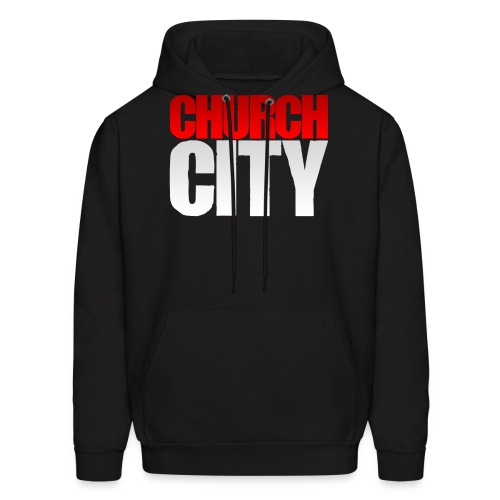 Church City Hoody - Men's Hoodie