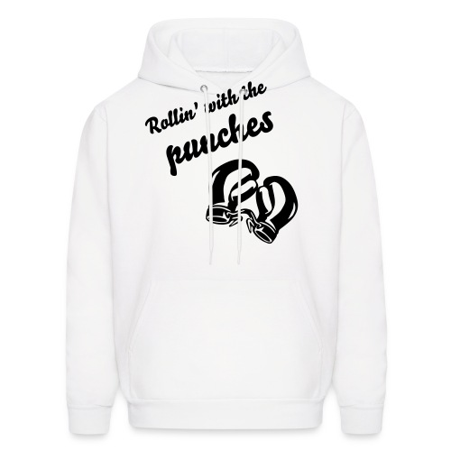 Rollin' with the punches - Men's Hoodie