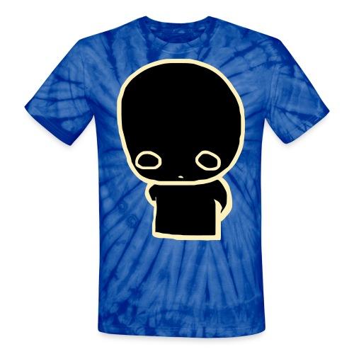 cute character - Unisex Tie Dye T-Shirt