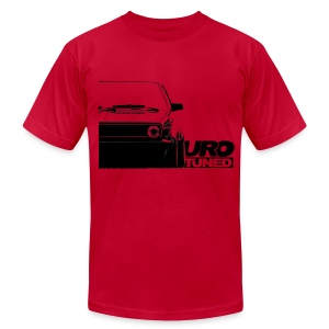 URO-Tuned Mk2 - Men's T-Shirt by American Apparel