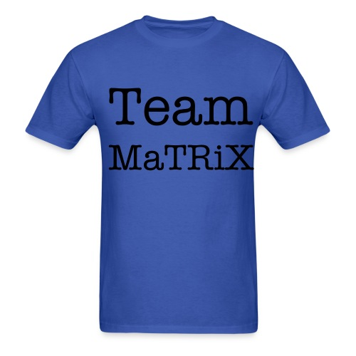 Team MaTRiX T-Shirt - Men's T-Shirt