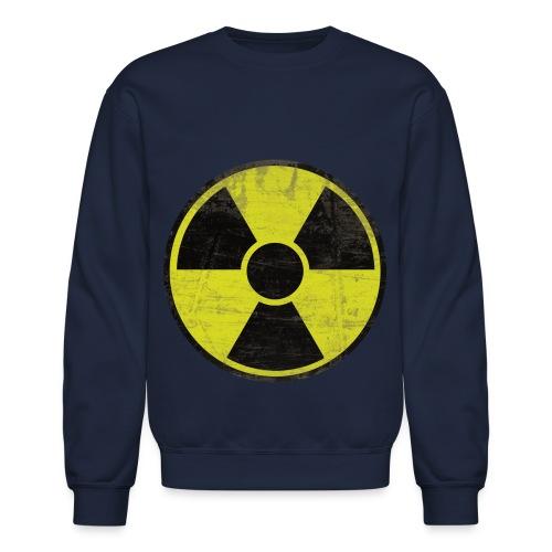 Caution No Dirtballs - Crewneck Sweatshirt
