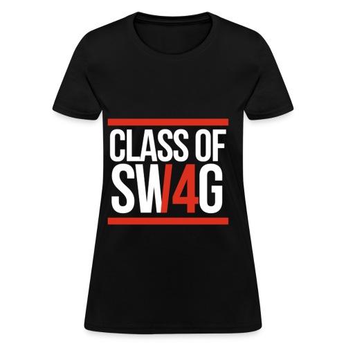 Class of Swag -2014 Womens - Women's T-Shirt