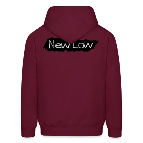 NEW LOW Hoodie - Men's Hoodie