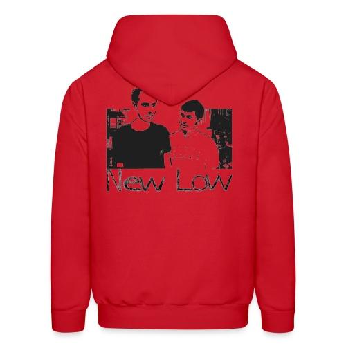 TOBY & ADAM Hoodie - Men's Hoodie