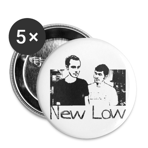 TOBY & ADAM Button - Buttons small 1'' (5-pack)