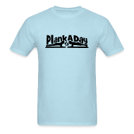 T-Shirts ~ Men's T-Shirt ~ PlankADay/'I'm a Planker' Mens T-shirt