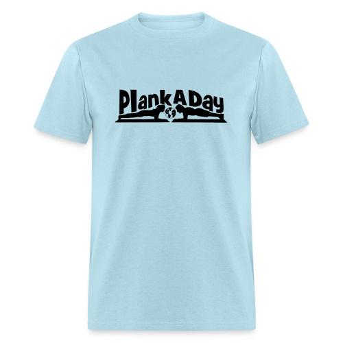 PlankADay/'I'm a Planker' Mens T-shirt - Men's T-Shirt