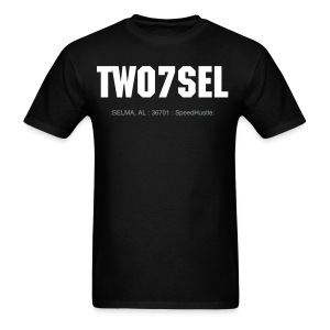 TWO7SEL classic  - Men's T-Shirt