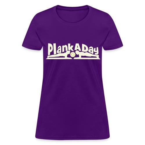 PlankADay/'I'm a Planker' Women's Tee - Women's T-Shirt