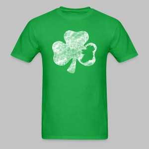 Ireland Shamrock - Men's T-Shirt