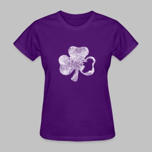 Ireland Shamrock - Women's T-Shirt
