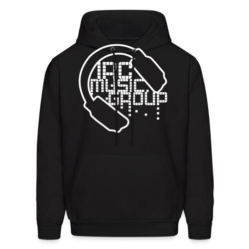 IRC Headphone Logo Pull-Over - Men's Hoodie