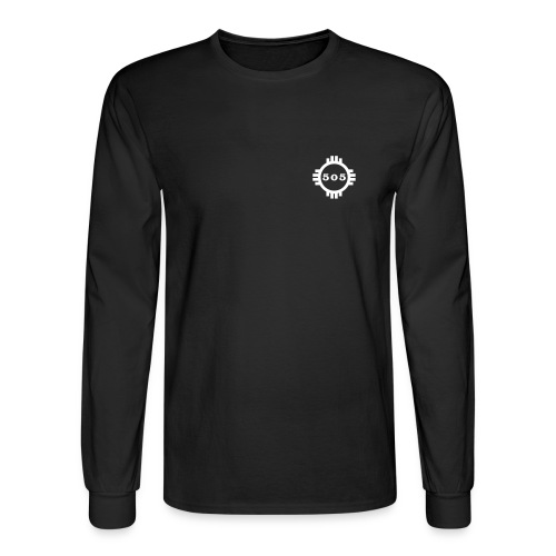 Mens Original 505 Zia Longsleeve - Men's Long Sleeve T-Shirt